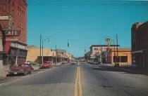 Commercial Avenue and 4th Street, 1970s