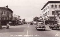 Commercial Avenue and 4th Street, 1946